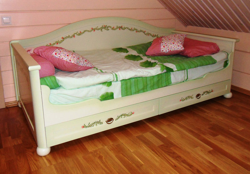 Детские кровати подростковые своими руками 33